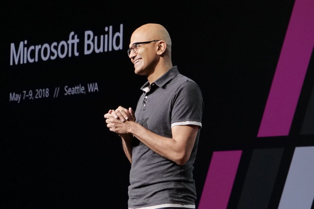Satya Nadella, ceo Microsoft