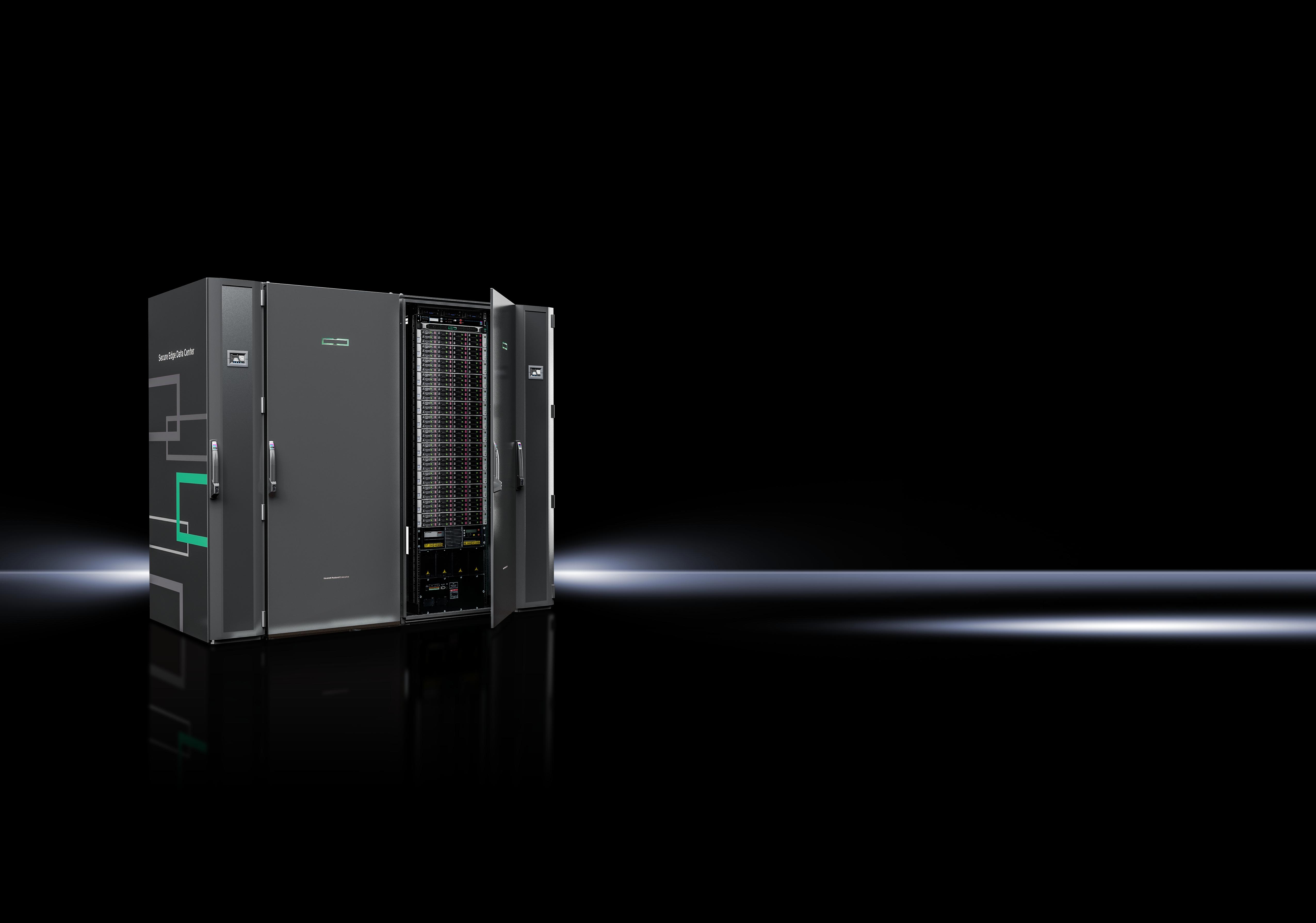 SEDC - Secure edge data center