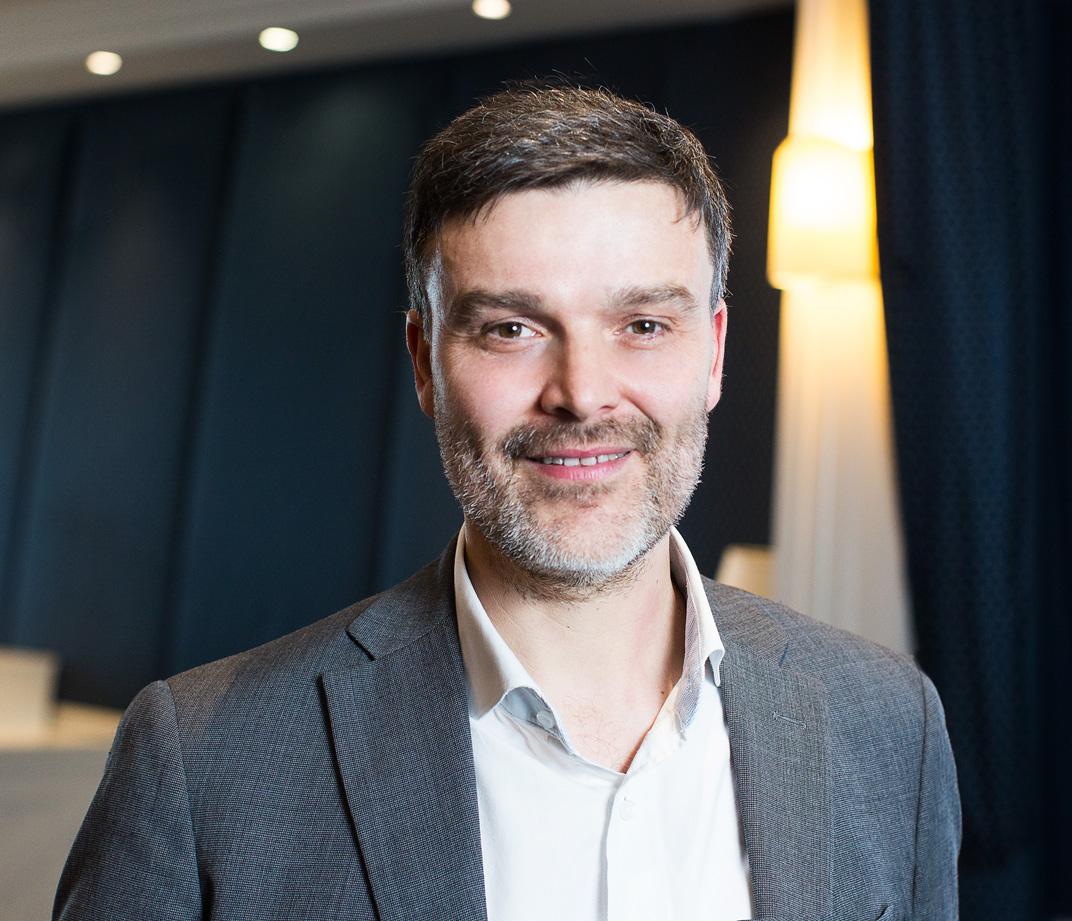 Luca Zerminiani, Sr. Presales Manager di VMware