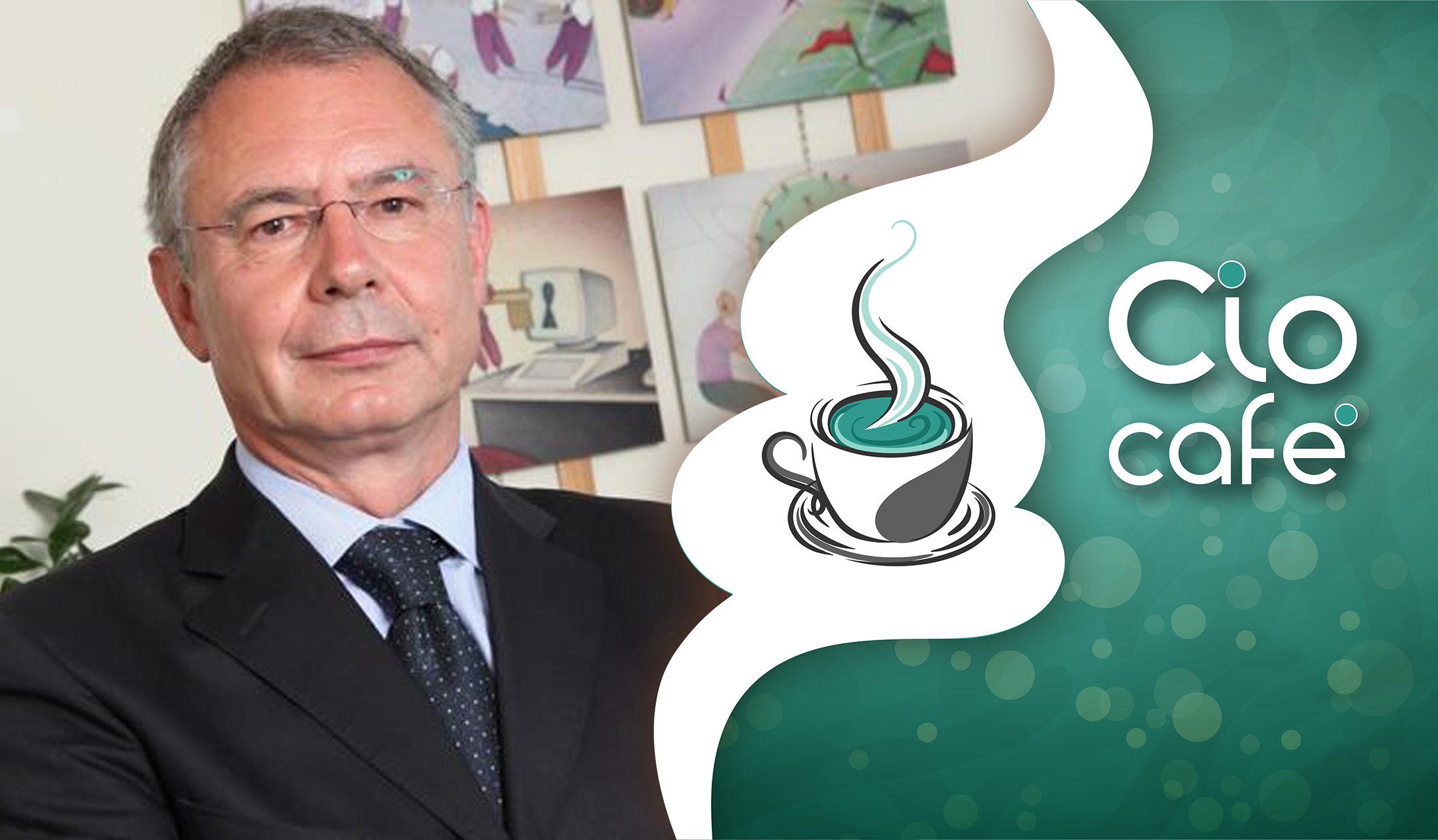Gianluigi Castelli, Direttore Centrale Innovazione e Sistemi Informativi Gruppo Ferrovie dello Stato Italiane