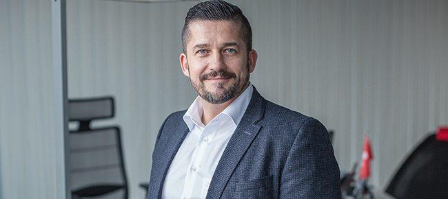 Dirk Schwindling, amministratore di Zucchetti GmbH