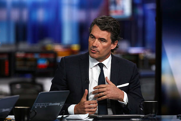 Gavin Patterson, chief executive officer BT Group Plc