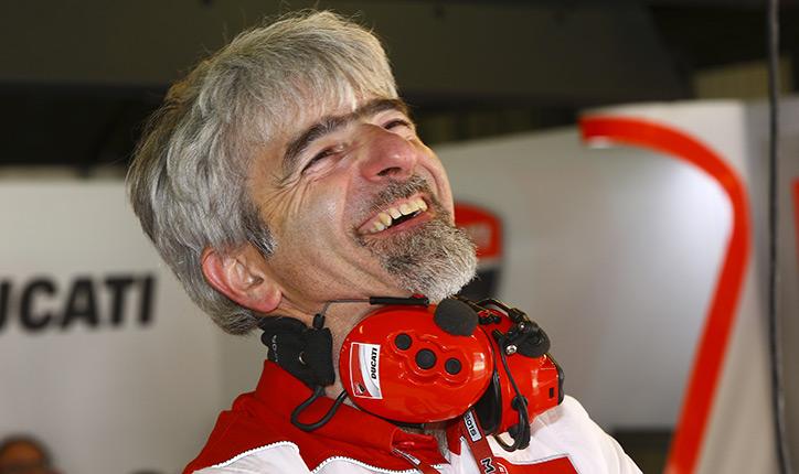 Luigi Dall'Igna, direttore generale Ducati Corse