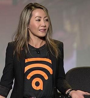 Janice Le, chief marketer di Aruba