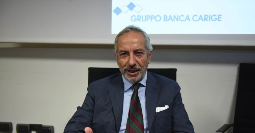 Paolo Fiorentino, amministratore delegato, Banca Carige