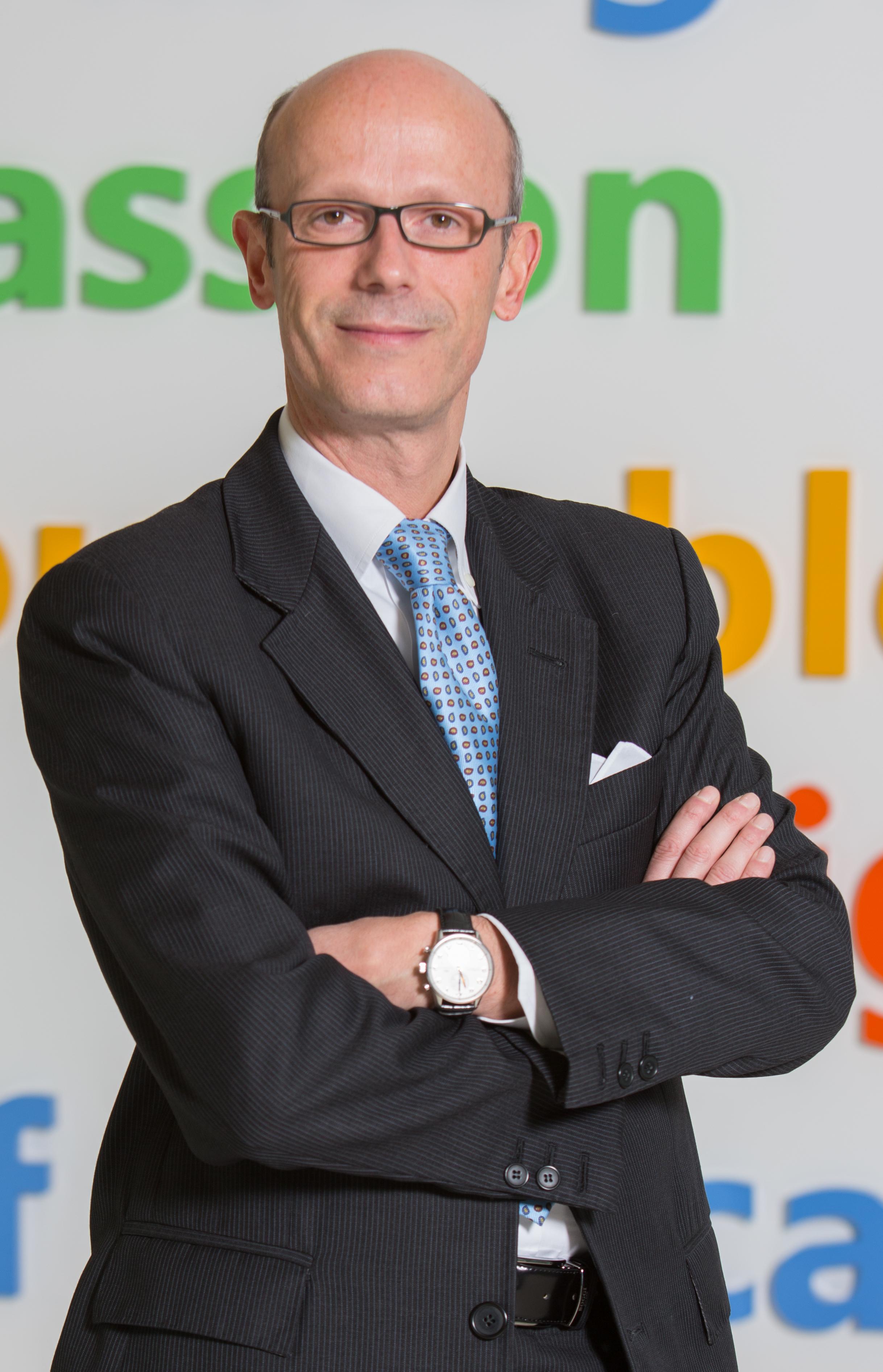 Paolo Valcher, presidente comitato italiano BSA