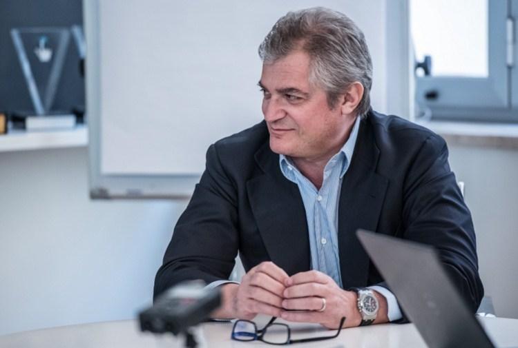 Riccardo Ruggiero, amministratore delegato Tiscali