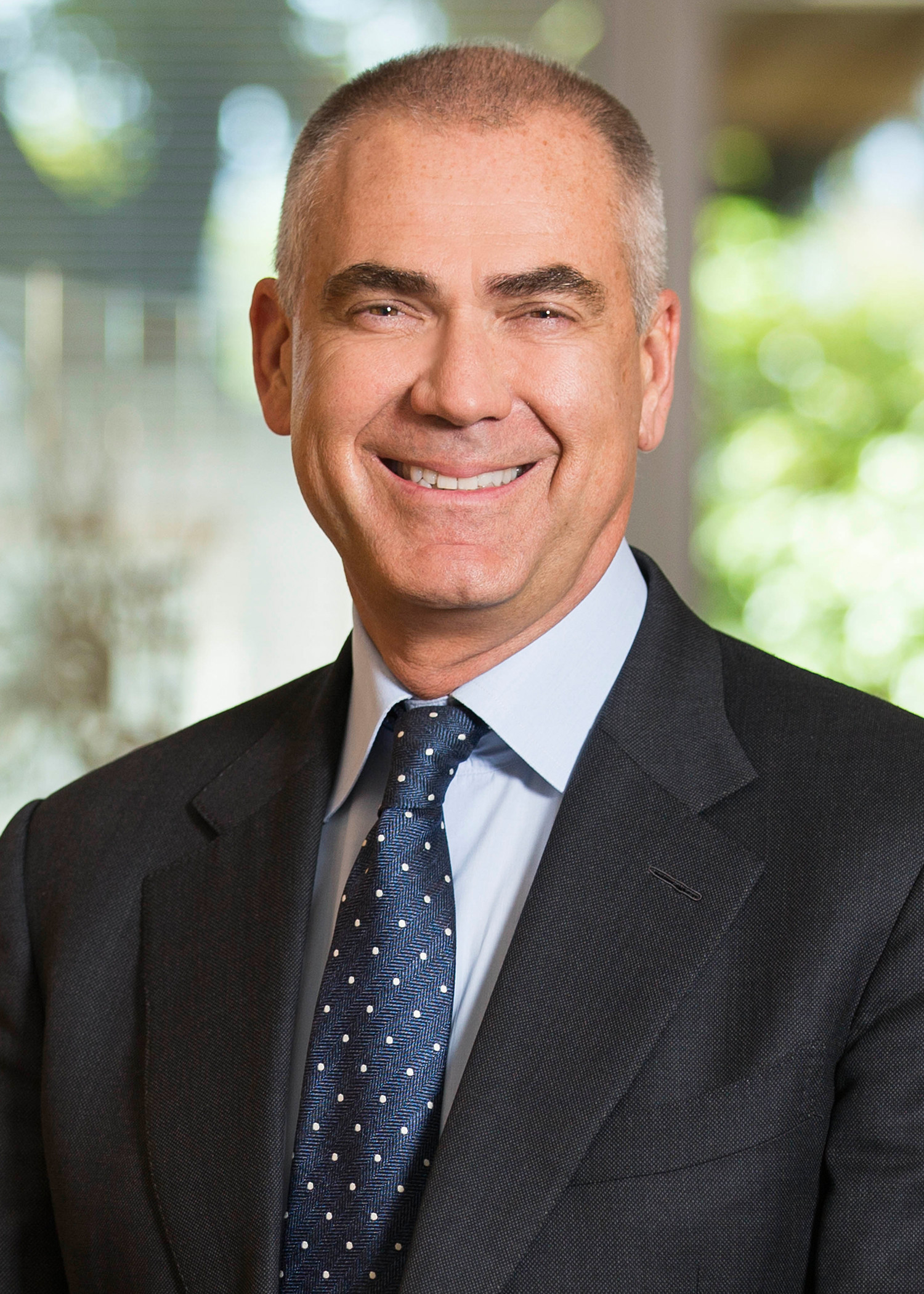 Henri Richard, Executive Vice President of worldwide field and customer operations di NetApp