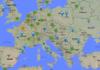 Mappa europea della blockchain