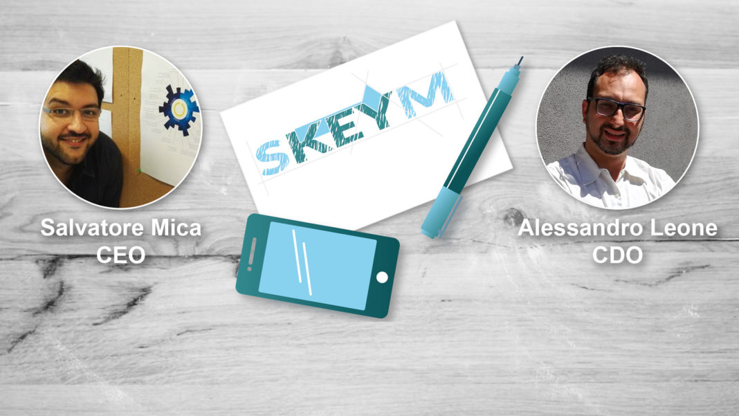 Video intervista a Salvatore Mica, CEO e Alessandro Leone, CDO di Skeym