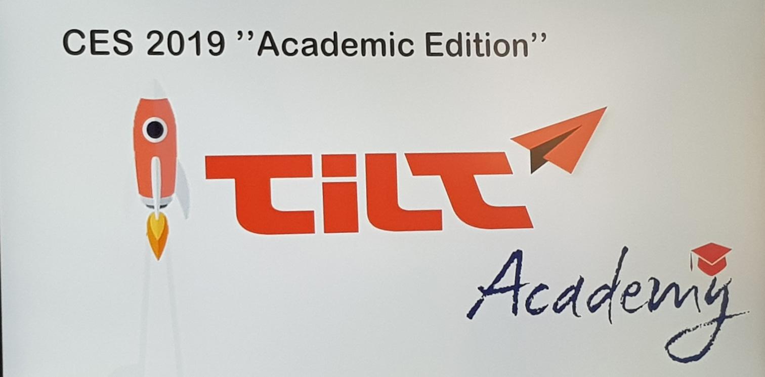 Tilt - Teorema Incubation Lab Trieste