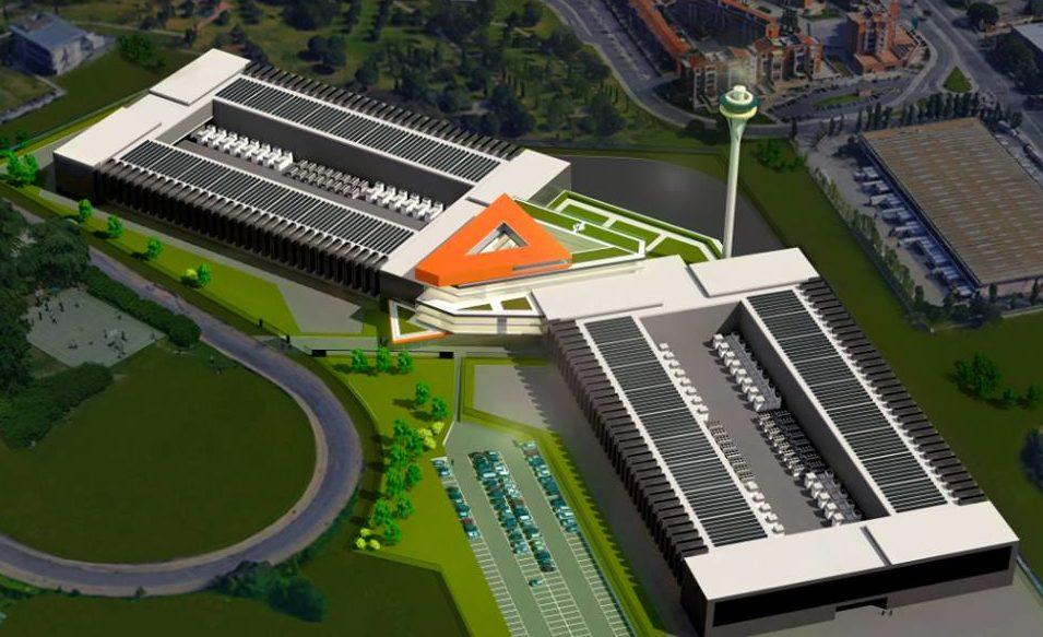 Aruba - data center Roma