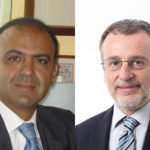 Farhad Sabzevari, IT & Processes Director di Verti & Umberto Zanchi, Insurance Executive Director di GFT Italia