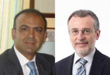 Farhad Sabzevari, IT & Processes Director di Verti & Umberto Zanchi, Insurance Executive Director di GFT Italia