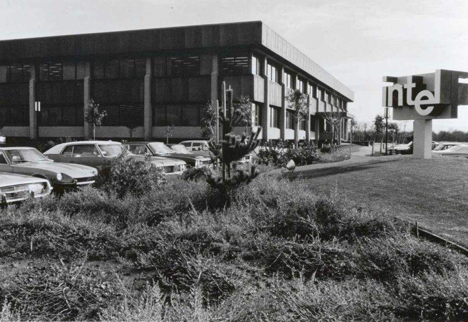 I 50 anni di Intel