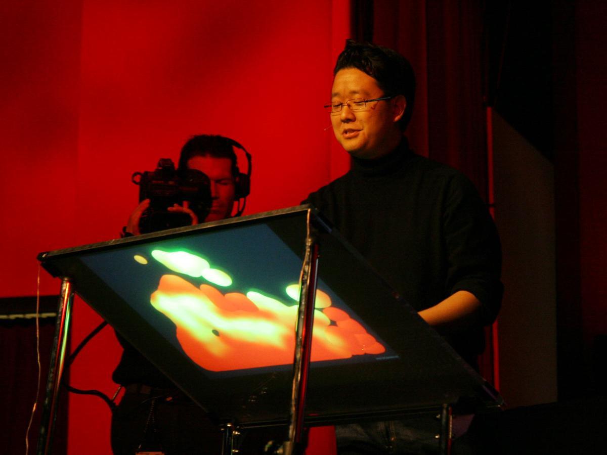 Jeff Han, Perceptive Pixel