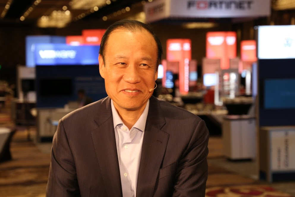Ken Xie, founder, chairman e Ceo di Fortinet