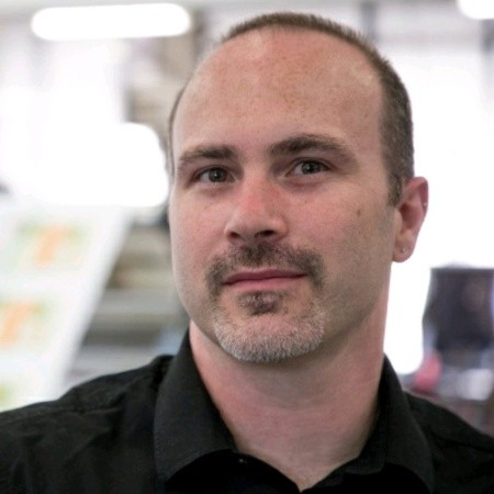 Maurizio Gianetto, marketing manager, Tecnau