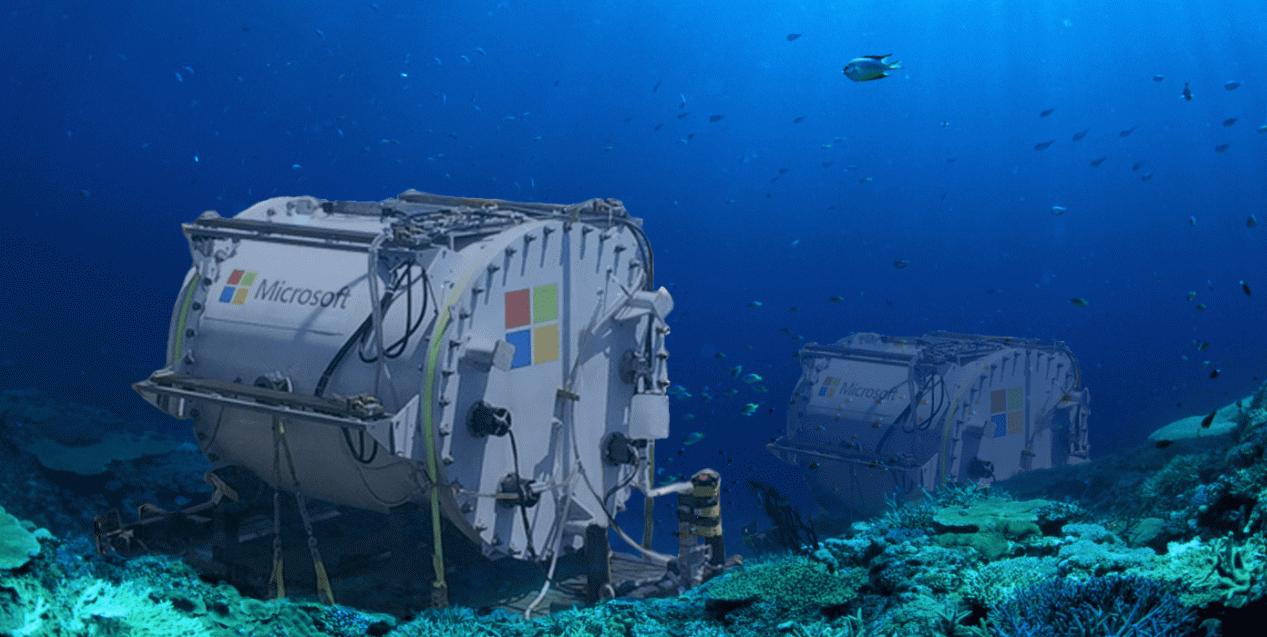 Microsoft - Pproject Natick