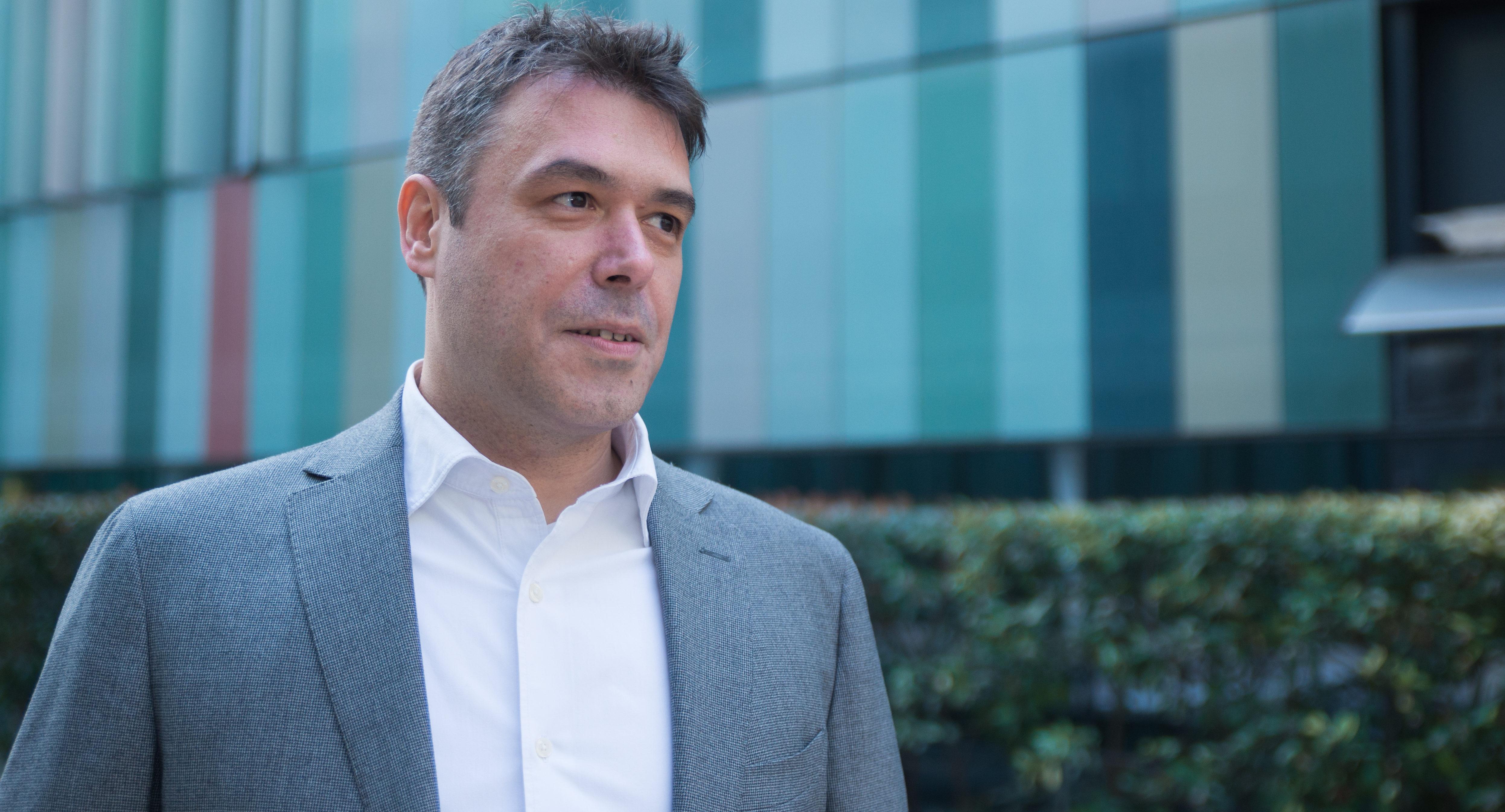 Nicola Attico, solution consultant manager ServiceNow Italia