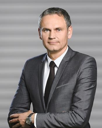 Oliver Blume , ceo di Porsche