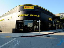 Pirelli PZero World Store