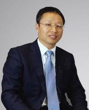 Richard Jin, president di transmission network product line di Huawei