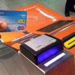 Tornello abilitato al pagamento dei biglietti con carta di credito, contactless