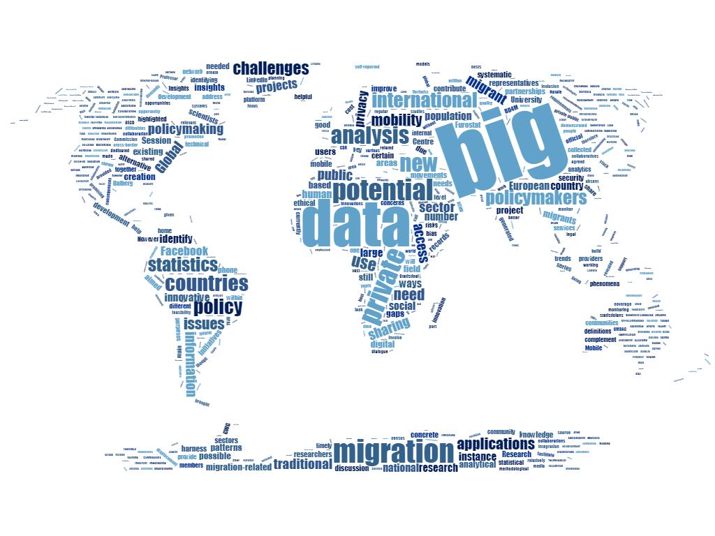 Big Data for Migration Alliance - BD4M