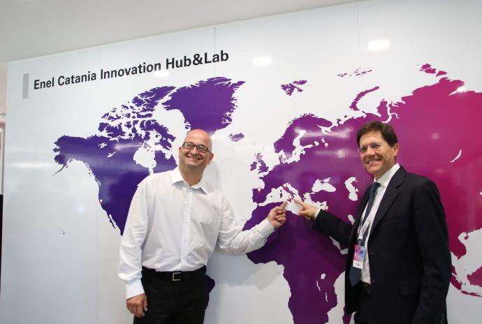 Enel Catania Innovation Hub & Lab