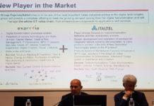 Domenico Favuzzi, presidente e AD di Exprivia & Stefano Pileri, CEO di Italtel
