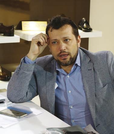Ciro Nevano, CEO Calpierre