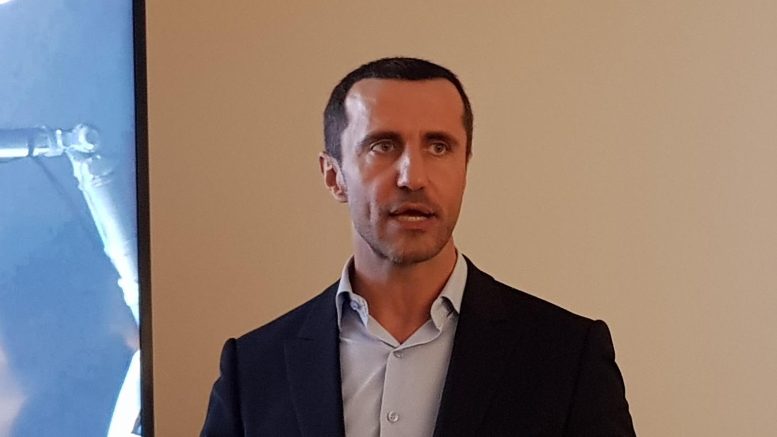 Reply Xchange 2018 - Filippo Rizzante, chief technology officer di Reply