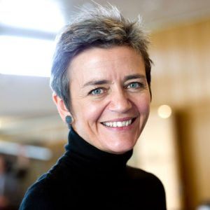 Margrethe Vestager, commissaria europea