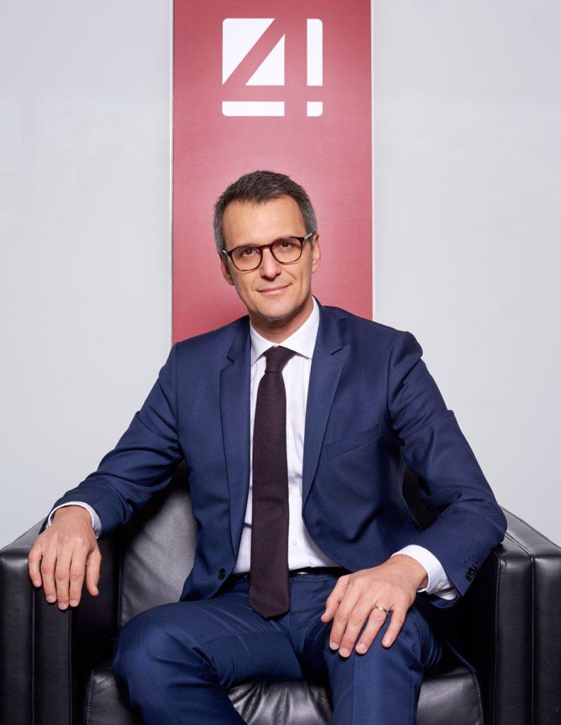 Olivier Micheli,Ceo di Data4