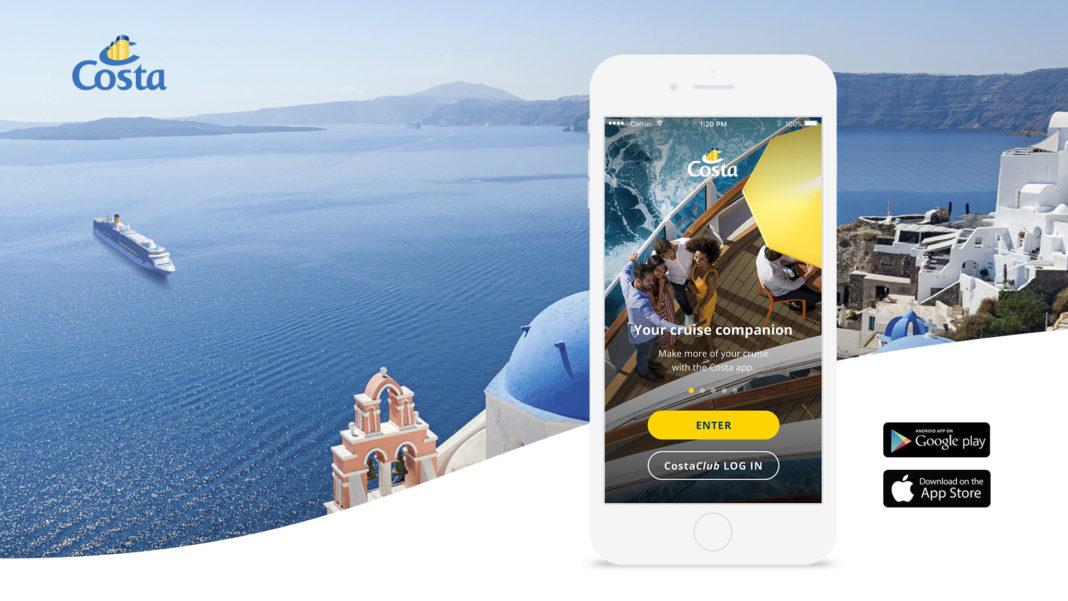 Reply firma la Digital App di Costa Crociere