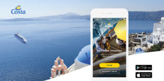 Reply firma la Digital App di Costa Crociere