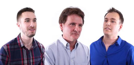 Shane Swiderek, Product Marketing Manager di TIBCO Jaspersoft, Tom Tortolani, Head of Product Management di TIBCO Jaspersoft e Daniel Petzold, Sr. Product Manager, APIs di TIBCO Jaspersoft