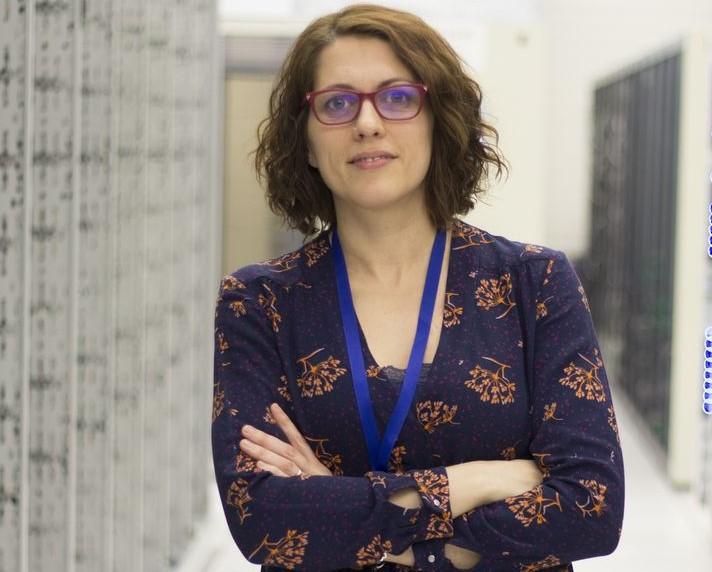 EVA Dafonte Perez, Deputy Leader, Database Services Group del CERN 2