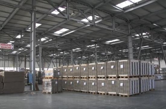 ICO - Stabilimento di produzione cartone ondulato