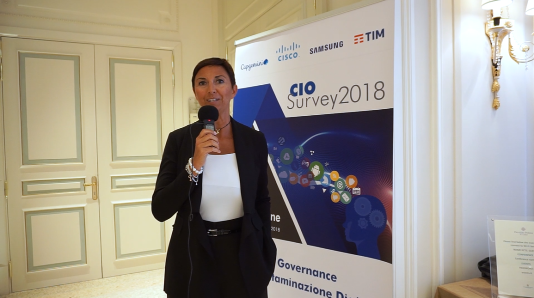 Laura Muratore, VP Head of Manufacturing, Retail and Distribution di Capgemini Italia