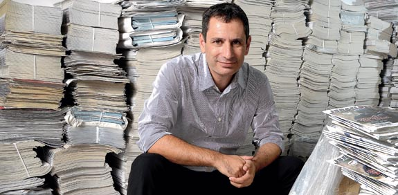 Amir Rapaport, Founder & Editor-in-Chief of Cybertech and Israel Defense