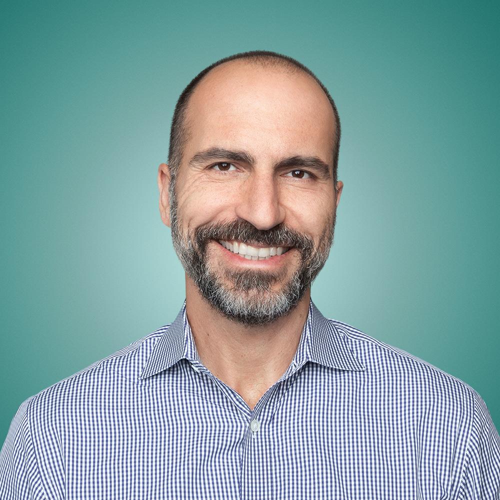 Dara Khosrowshahi, Amministratore Delegato di Uber