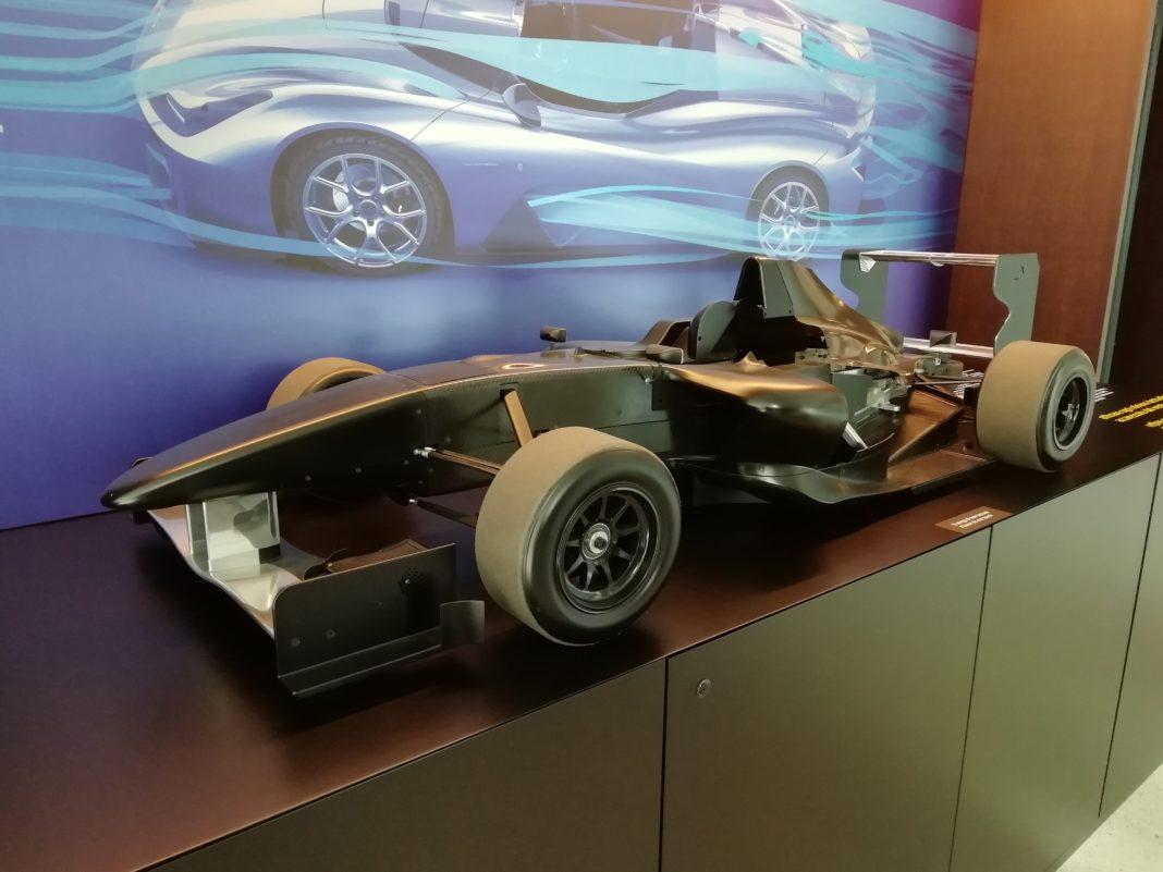 Dallara Accademy - spazio museo