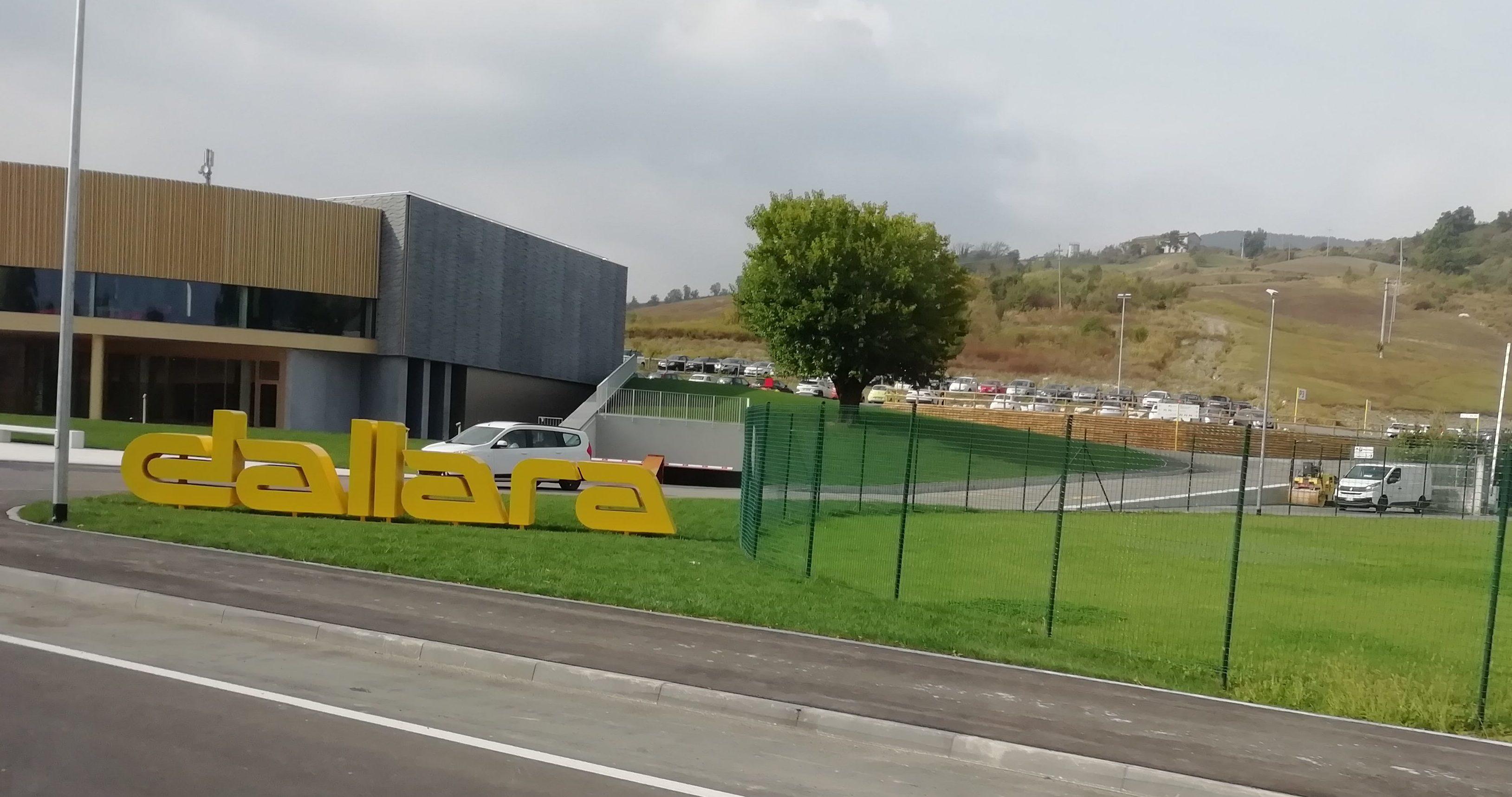 La sede di Dallara Accademy