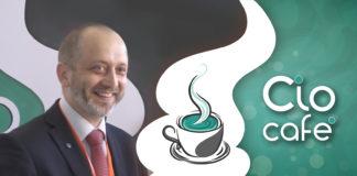 Giuliano Pozza, Presidente AISIS e CIO Ospedale San Raffaele al CIO Cafè
