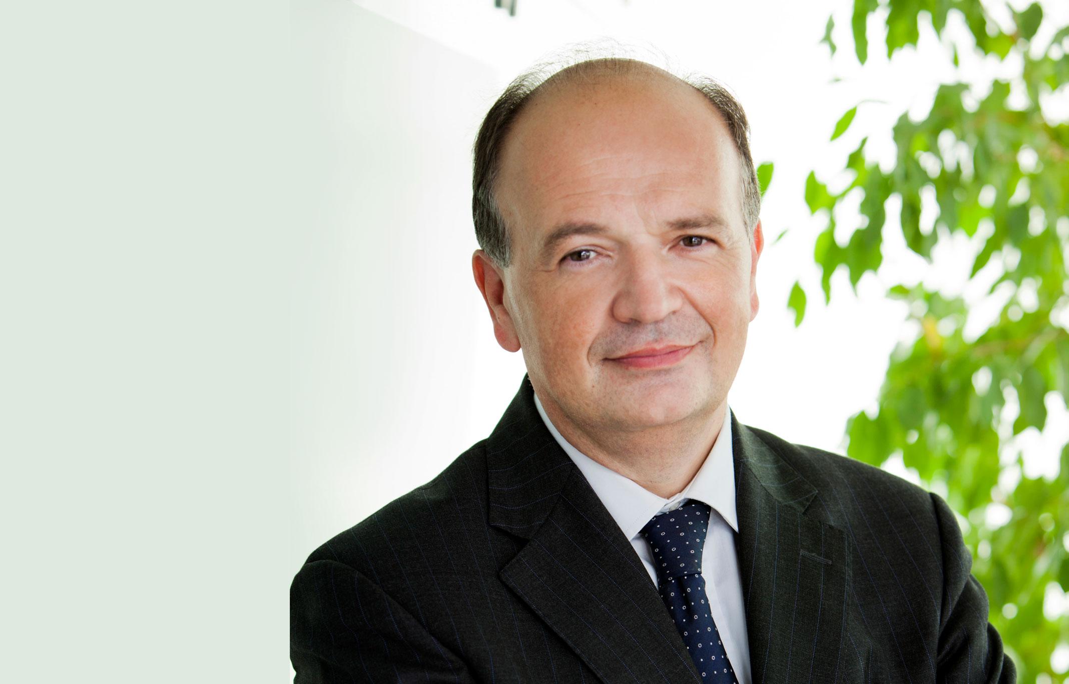 Tino Canegrati, Ceo HP Italy