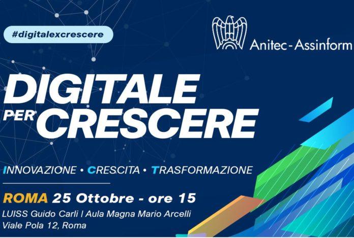 Digitale per Crescere - Anitec-Assinform
