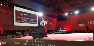 Gianni Anguilletti, Regional Director Italia, Turchia, Israele e Grecia di Red Hat - Red Hat Open Source Day 2018 – Milano, 30 Ottobre