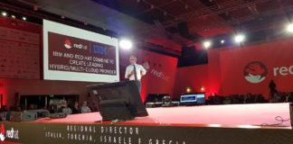 Gianni Anguilletti, Regional Director Italia, Turchia, Israele e Grecia di Red Hat - Red Hat Open Source Day 2018 – Milano, 30 Ottobre
